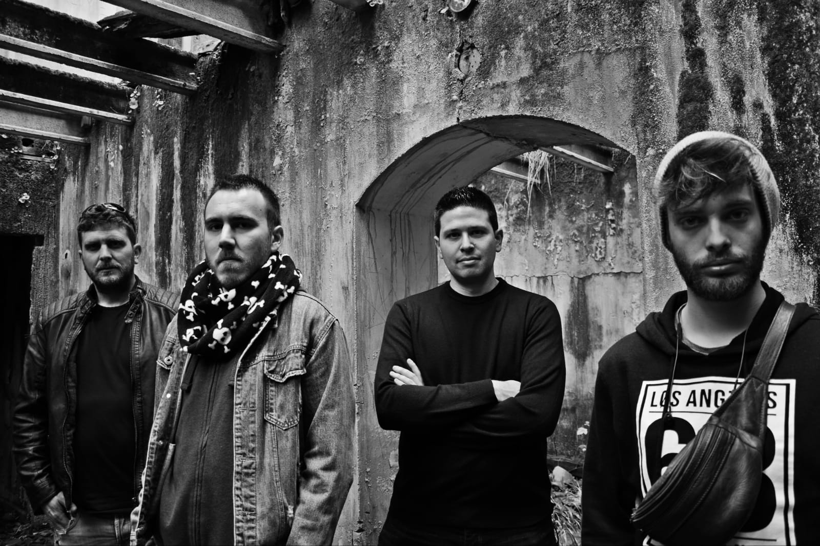 Calenton banda de rock de Plasencia