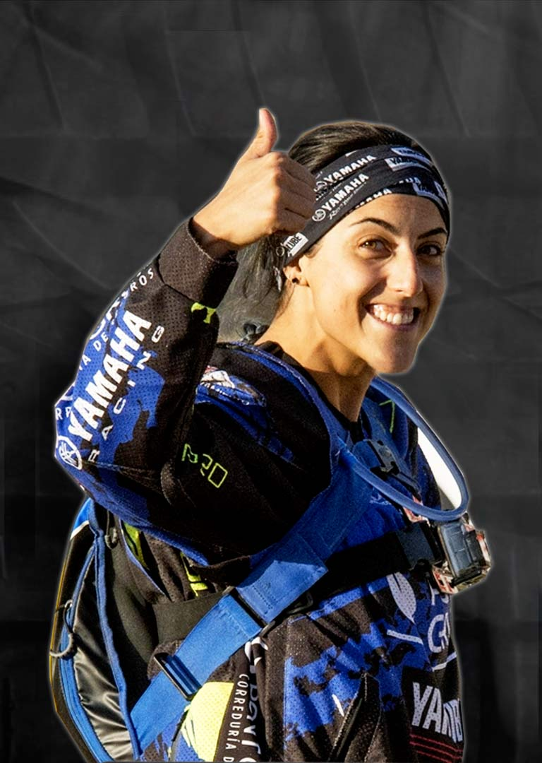 Sara Garcia - Piloto Dakar Motoweekend