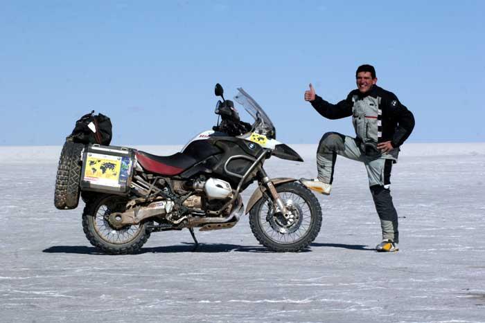 Charla de Gustavo Cuervo en el foro de la moto de Gijón Motoweekend