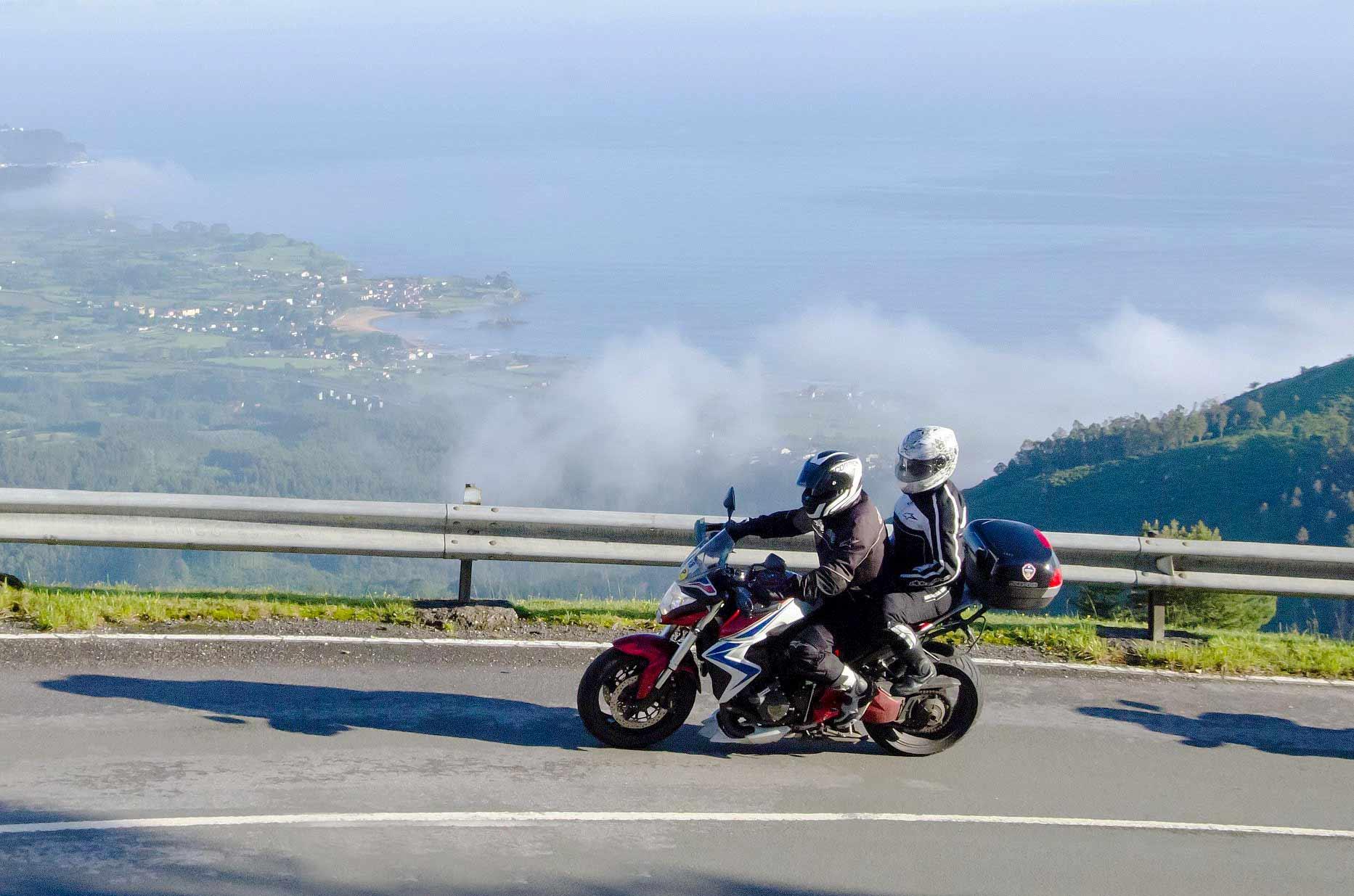 Riders on Road, ruta mototurísticas por el Principado de Asturias - Gijón Motoweekend