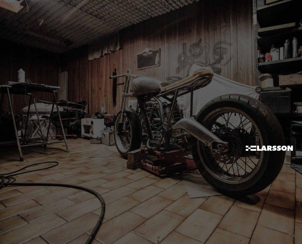 Larsson Bike Show concurso de constructores