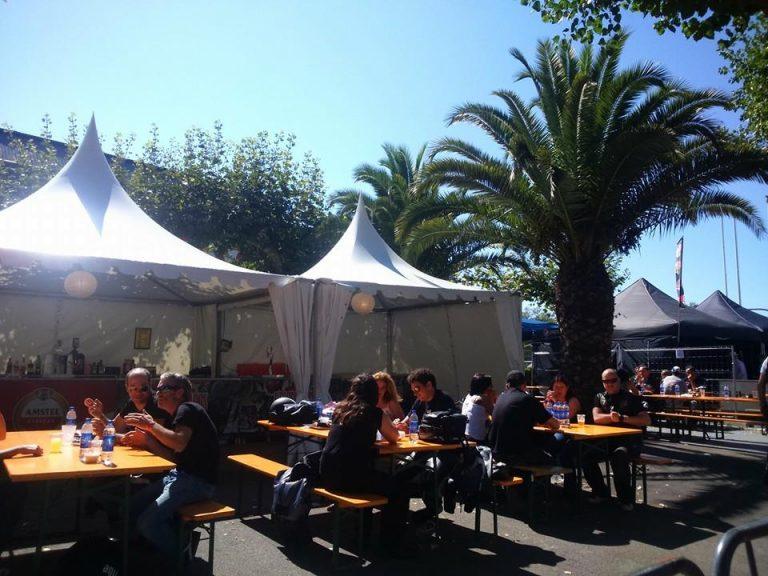 Motovermut en el festival de la moto Gijón Motoweekend