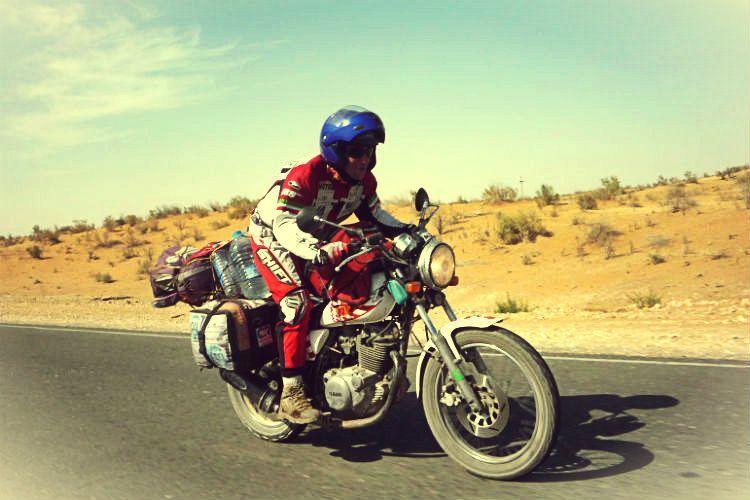 Ricardo Fite viaje a Mongolia